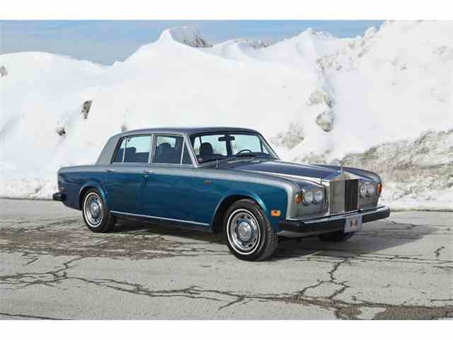 Picture of '78 Silver Shadow - MWA5