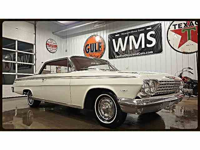 Picture of Classic 1962 Chevrolet Impala SS Offered by Wyandot Motor Sales - MWAT