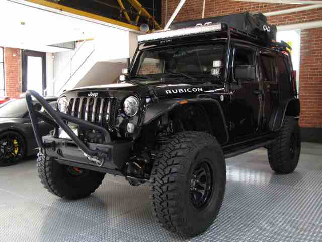 Picture of '14 Jeep Wrangler - $56,900.00 - MWAY