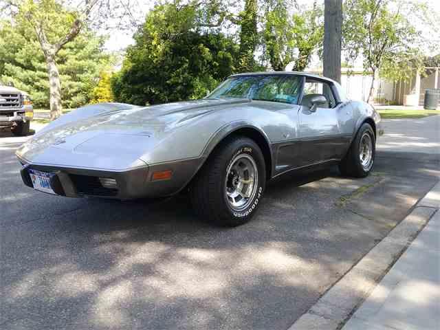 Picture of '78 Corvette - MWBJ