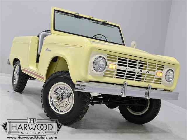 Picture of '66 Bronco - MWBM
