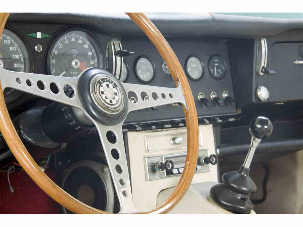 Large Picture of Classic 1966 E-Type Offered by a Private Seller - MWBQ