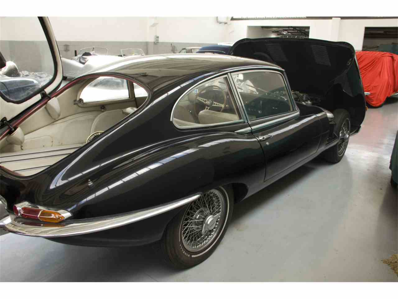Large Picture of 1966 Jaguar E-Type located in MIlano Italy Offered by a Private Seller - MWBQ