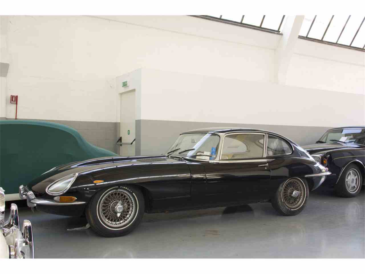 Large Picture of Classic '66 E-Type located in MIlano Italy Offered by a Private Seller - MWBQ