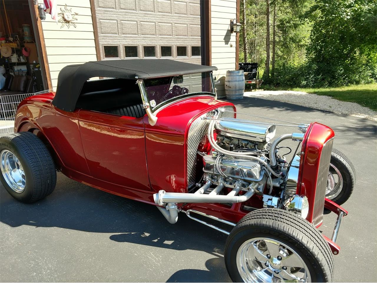 Large Picture of Classic '32 Ford Roadster located in Coeur d'Alene Idaho - $69,900.00 - MWBS