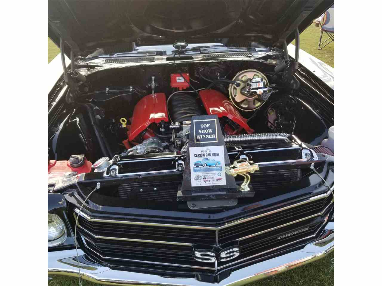 Large Picture of '70 Chevelle SS - MWBZ