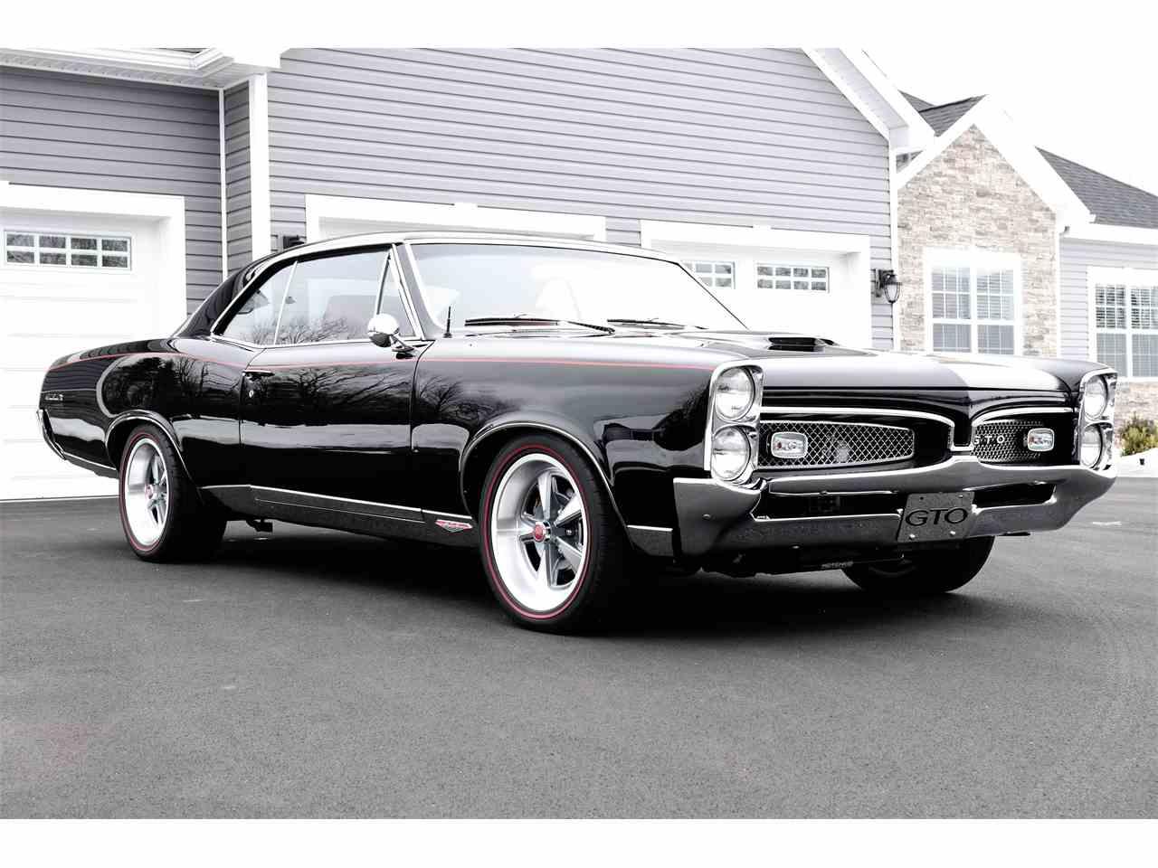 1967 Pontiac GTO for Sale | ClassicCars.com | CC-1068336