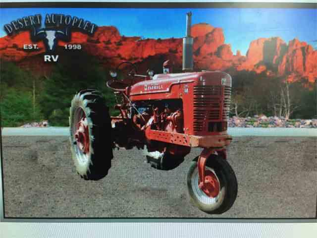 Picture of '51 Farmall Tractor - MWC5