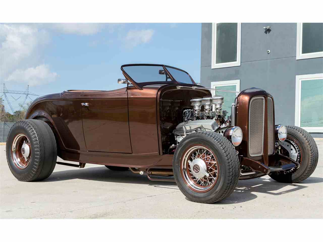 1932 Ford Roadster For Sale Classiccars Com Cc 1068356