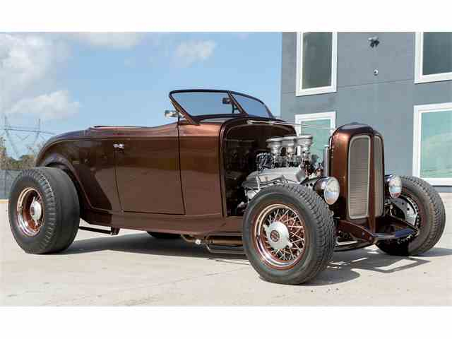 Picture of '32 Roadster - MWCK