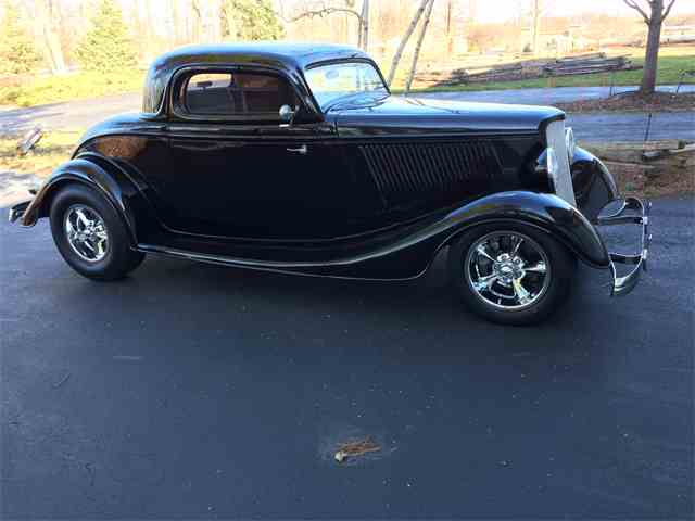 Picture of Classic 1934 3-Window Coupe located in Rockford  Michigan - MQJO