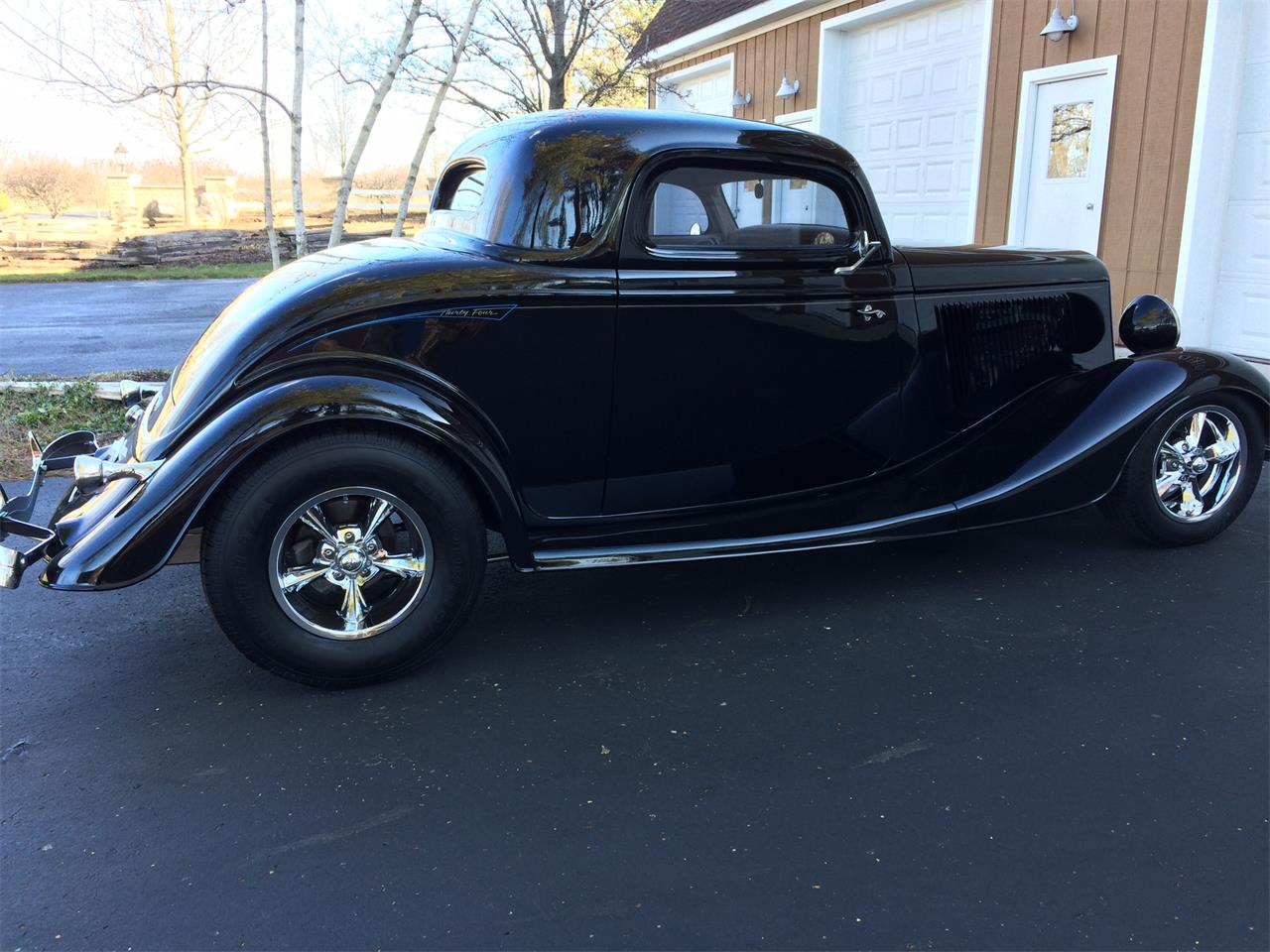 Large Picture of '34 Ford 3-Window Coupe - $42,000.00 - MQJO