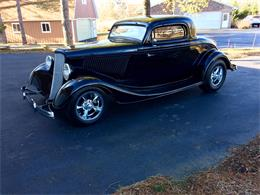 Picture of Classic '34 3-Window Coupe located in Rockford  Michigan - $42,000.00 Offered by a Private Seller - MQJO