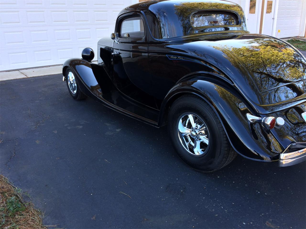 Large Picture of Classic '34 Ford 3-Window Coupe Offered by a Private Seller - MQJO