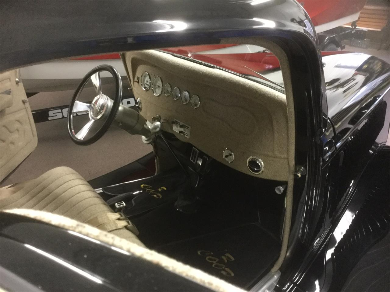 Large Picture of 1934 Ford 3-Window Coupe located in Rockford  Michigan Offered by a Private Seller - MQJO