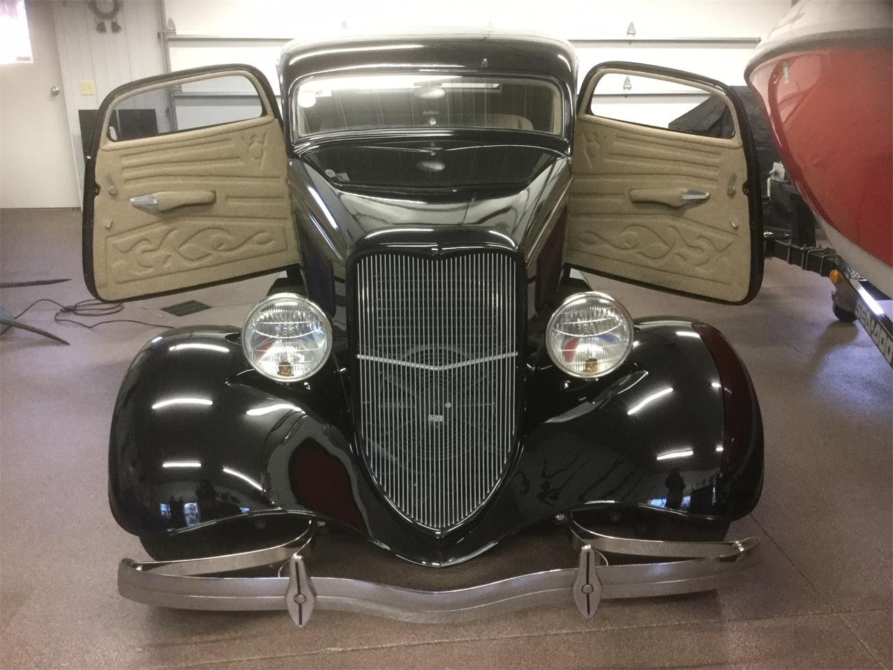 Large Picture of Classic '34 Ford 3-Window Coupe located in Rockford  Michigan - $42,000.00 - MQJO