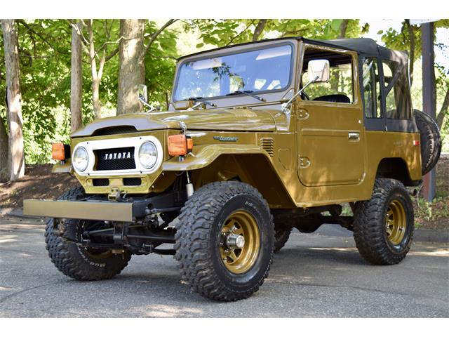 Picture of '76 Land Cruiser FJ40 - MWCP