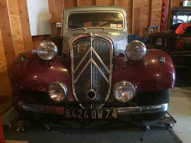 Picture of '54 Traction Avant - MWCV