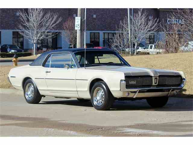 Picture of 1967 Mercury Cougar - MWD6