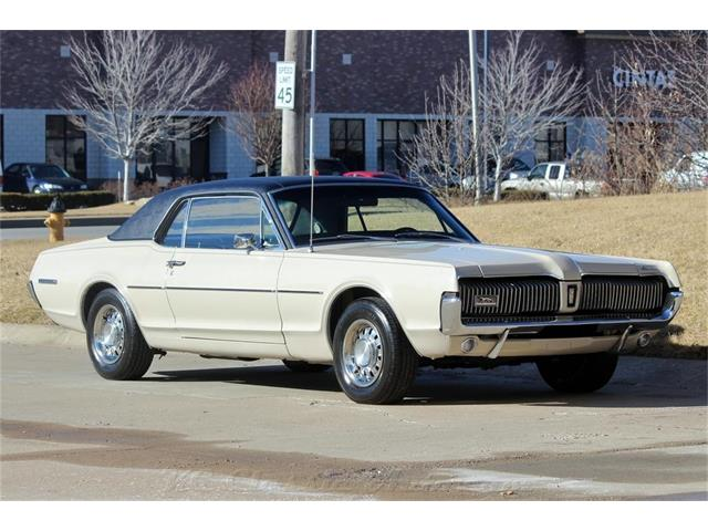 Picture of 1967 Mercury Cougar located in Kansas - $26,900.00 Offered by  - MWD6
