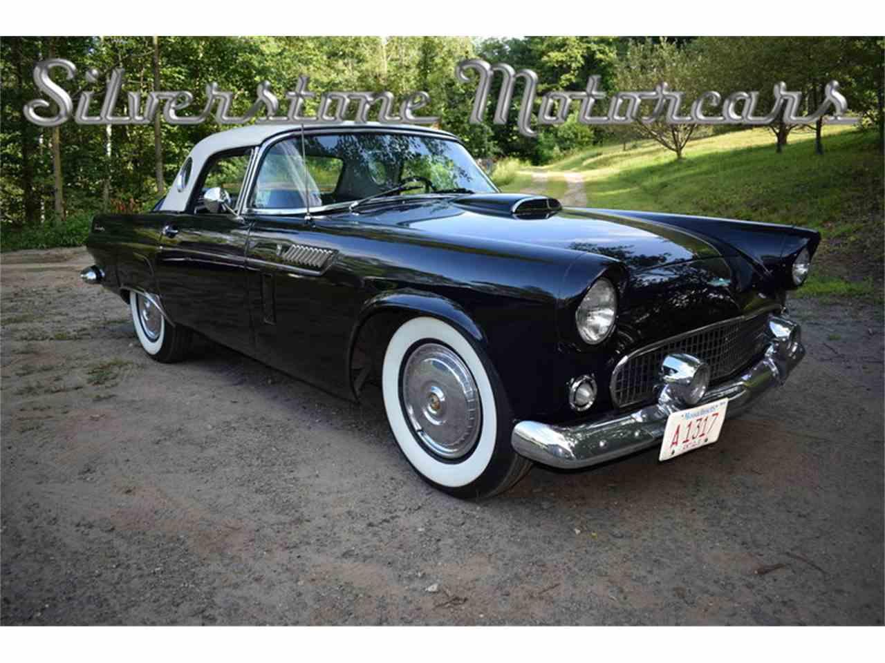 1956 ford thunderbird for sale cc 1068385. Black Bedroom Furniture Sets. Home Design Ideas