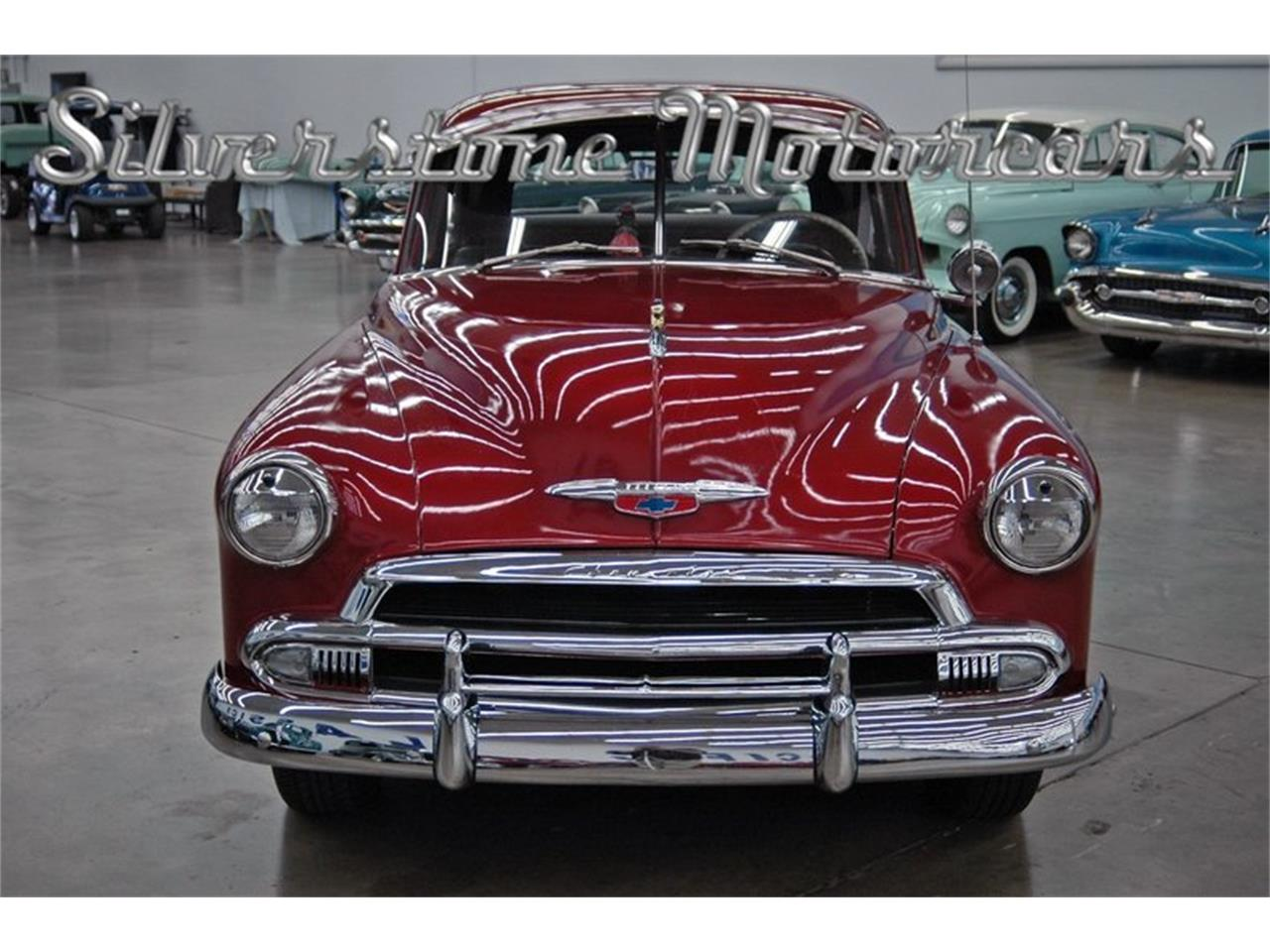 1951 Chevrolet Bel Air For Sale Cc 1068386 Chevy 2 Door Sedan Large Picture Of 51 Mwde