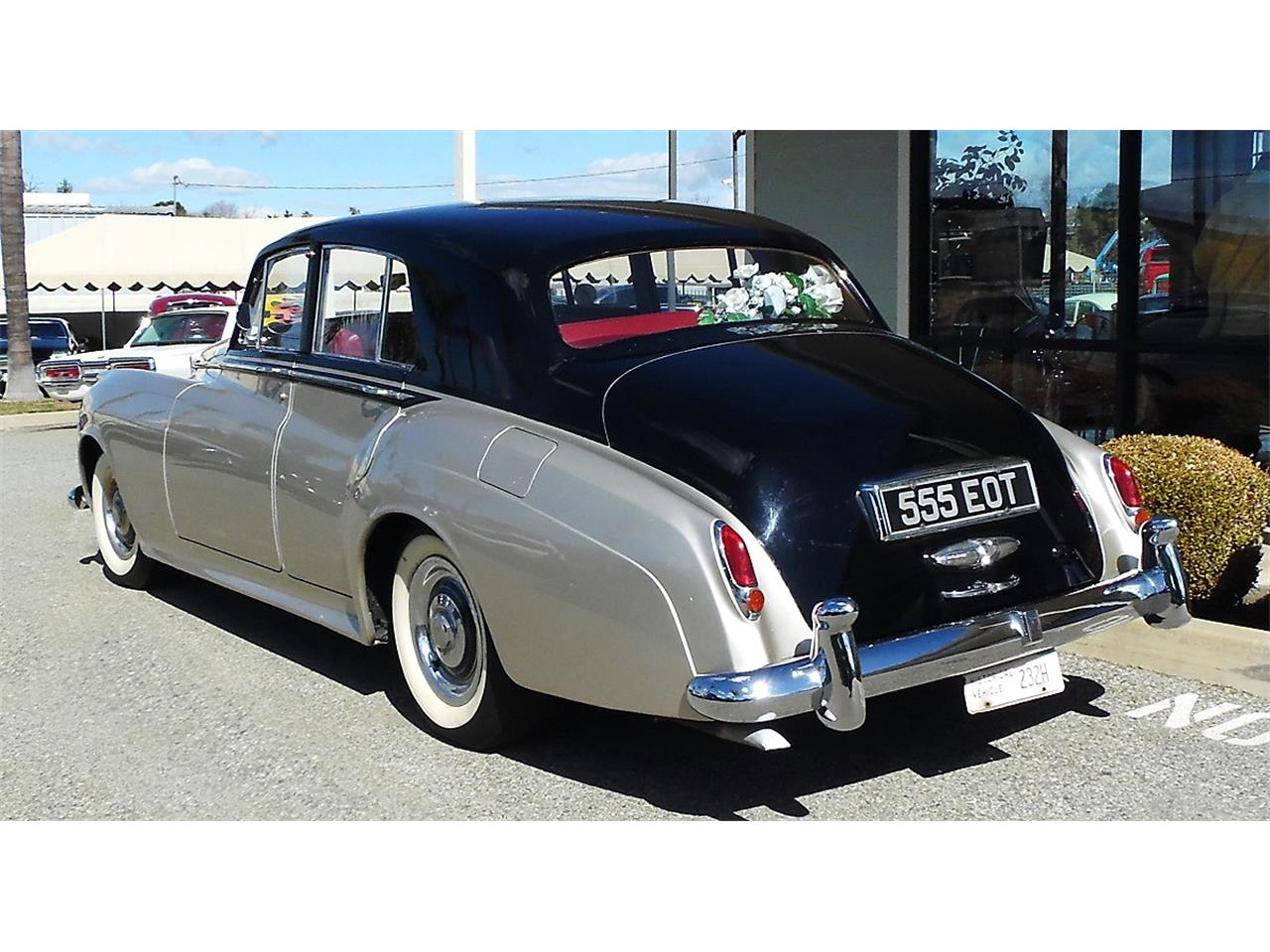 Large Picture of '59 Silver Cloud - MWDK
