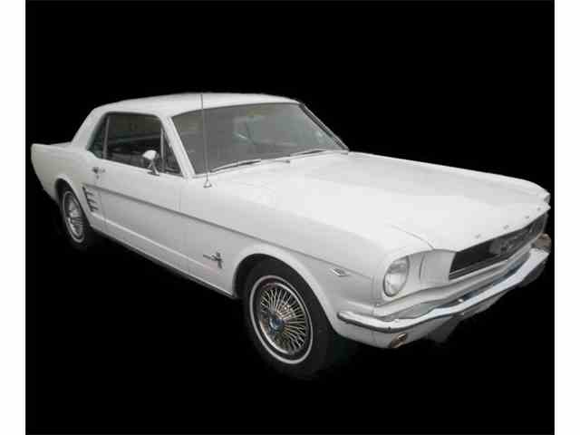 Picture of '66 Mustang - MWDM