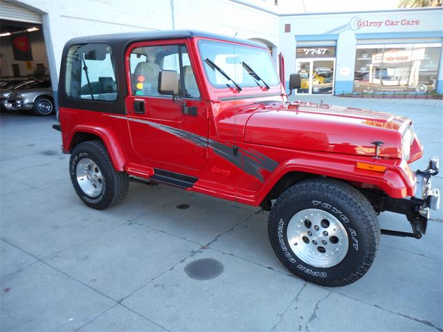 Picture of '94 Wrangler - MWDN