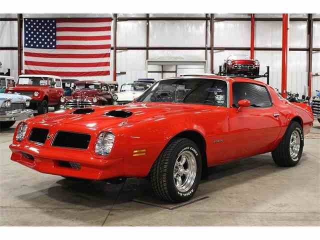 Picture of '76 Firebird Formula - MWE1