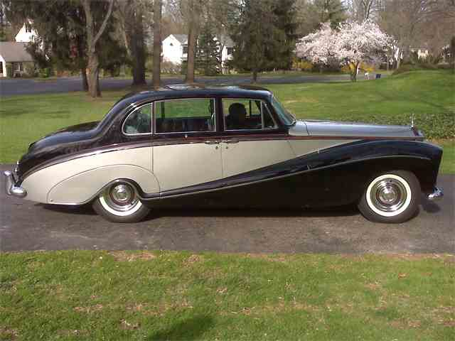 Picture of '59 Silver Cloud - MQJT