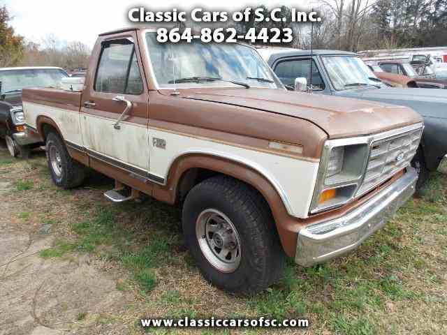 Picture of '86 Ford F150 located in Gray Court South Carolina - $4,000.00 Offered by  - MWE7