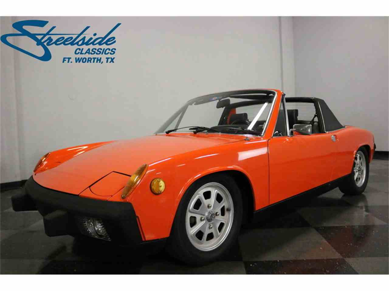 1974 Porsche 914 for Sale | ClicCars.com | CC-1068417