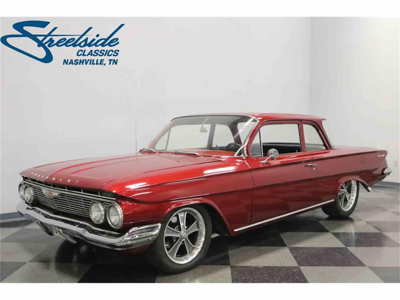 1961 Chevrolet Biscayne for Sale   ClassicCars.com   CC-1068422
