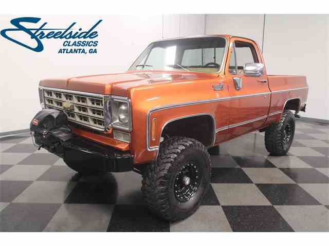 Picture of '78 Chevrolet K-10 located in Lithia Springs Georgia - $25,995.00 Offered by  - MWEU