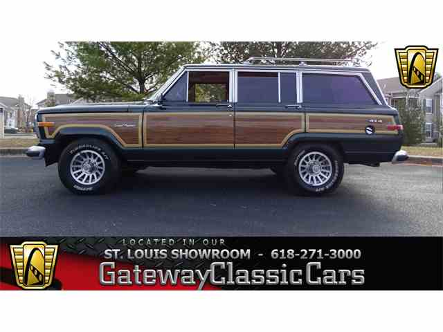Picture of '91 Grand Wagoneer - MWF2