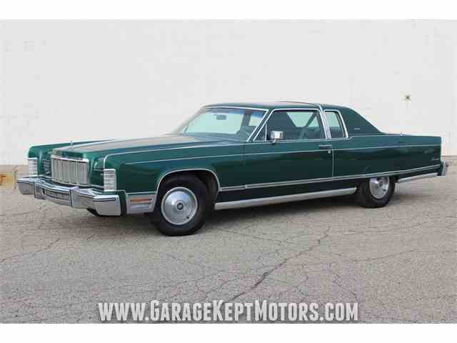 Picture of '75 Continental - MWFG