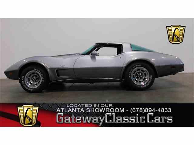 Picture of '78 Corvette - MWFH