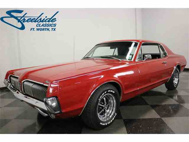 Picture of 1967 Mercury Cougar located in Texas - $22,995.00 - MWG1
