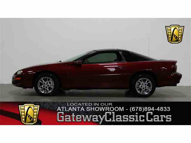 Picture of '00 Camaro - MQK1