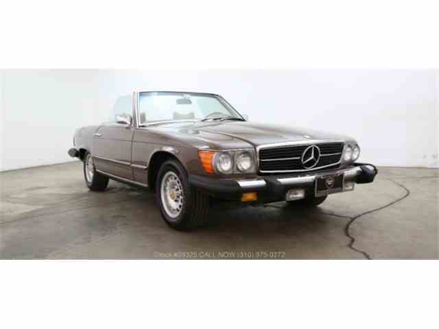 Picture of '75 450SL - MWGE