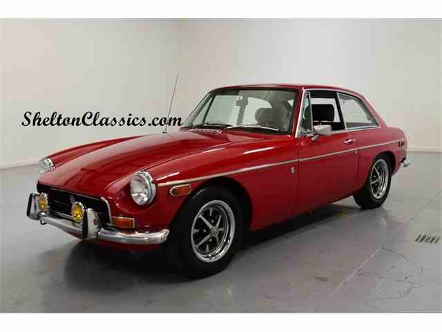 Picture of '72 MGB GT - MWGI