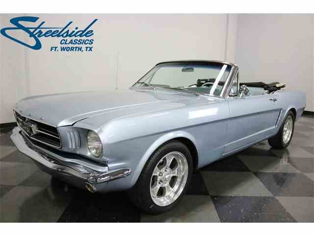 Picture of '65 Mustang - MWGU