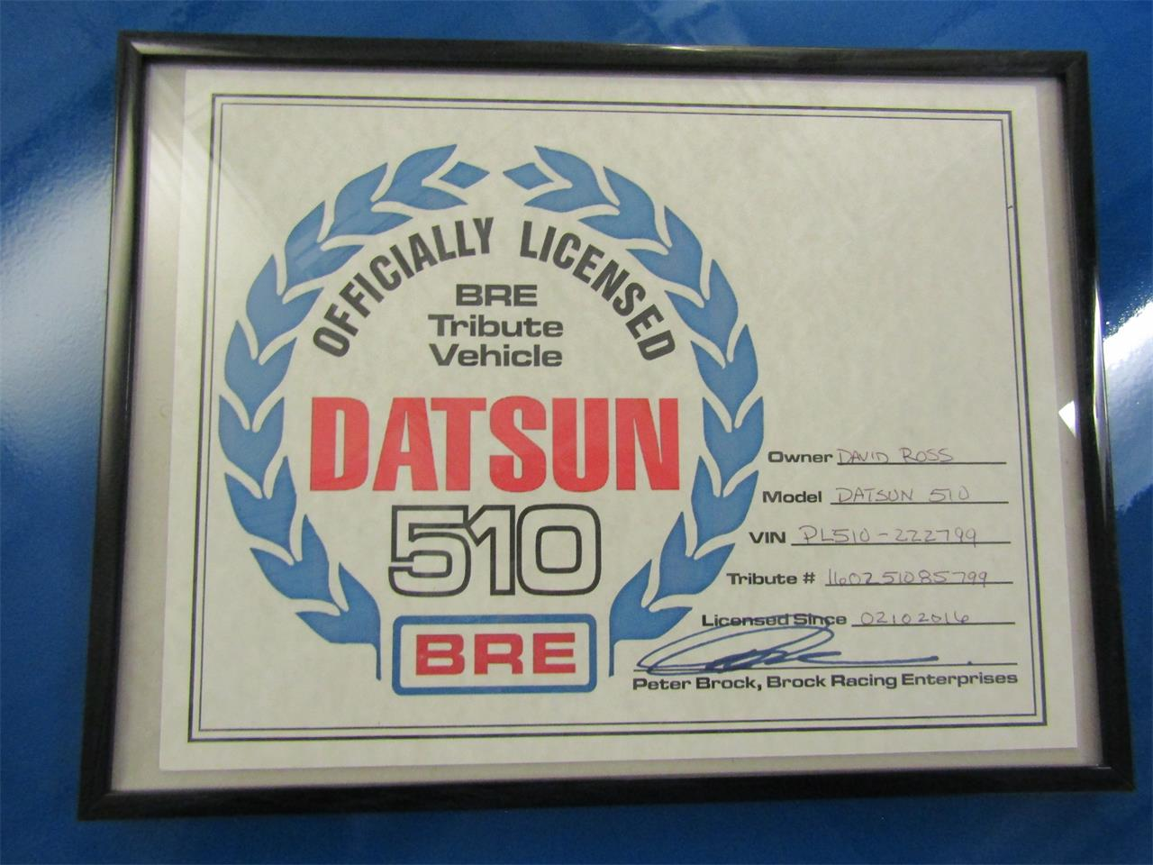 Large Picture of Classic '71 Datsun 510 - $29,900.00 Offered by Duncan Imports & Classic Cars - MQK4