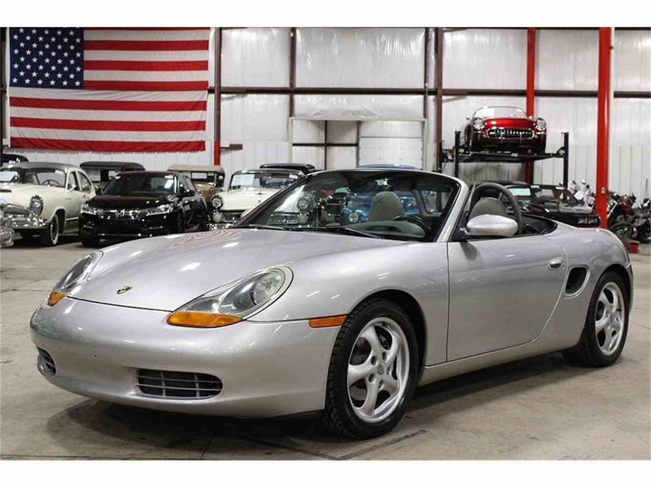 1999 porsche boxster for sale cc 1060854. Black Bedroom Furniture Sets. Home Design Ideas