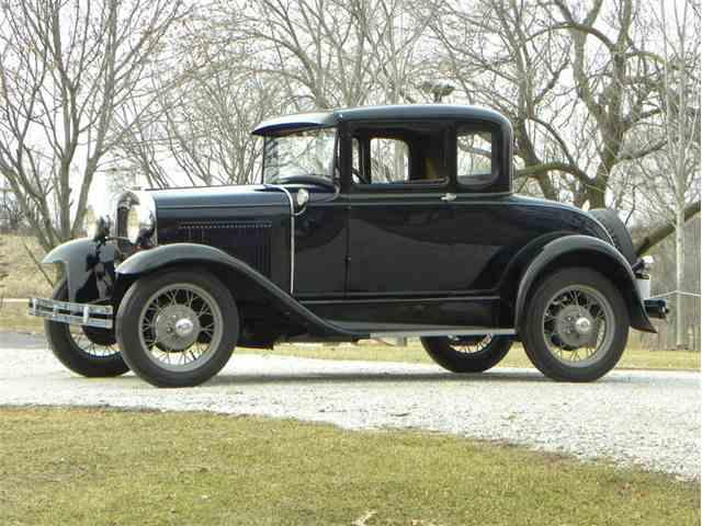 1931 ford model a for sale on. Black Bedroom Furniture Sets. Home Design Ideas