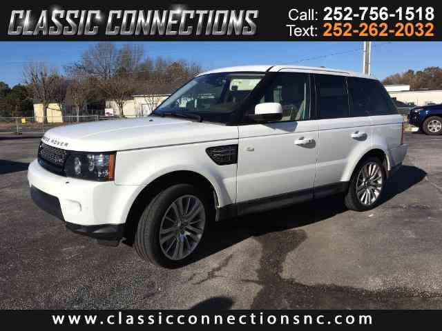 Picture of '13 Land Rover Range Rover Sport Offered by  - MWIJ