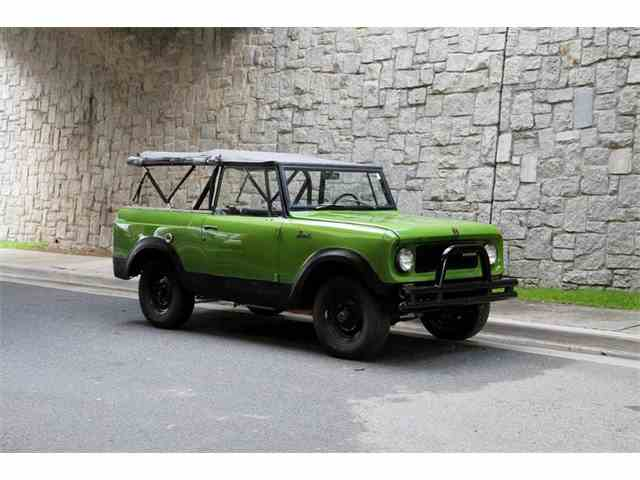 Picture of '68 Scout - MWIK