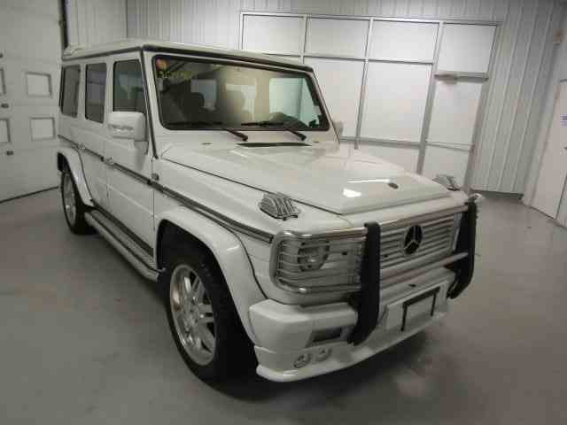 Picture of '92 G-Class - MQKA