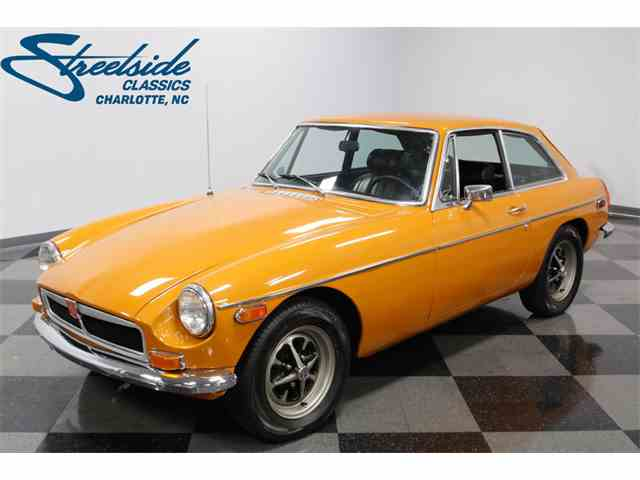 Picture of '74 MG MGB GT - $10,995.00 Offered by  - MWJ3